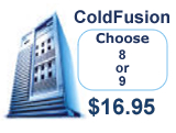 coldfusion 9 web hosting